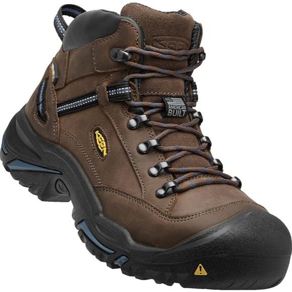 0bae390807c New Men's Keen Braddock Mid Boots Steel Toe 10.5 NWT
